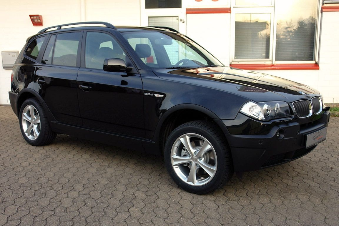 bmw x3 e83 x83 felgen mbdesign. Black Bedroom Furniture Sets. Home Design Ideas