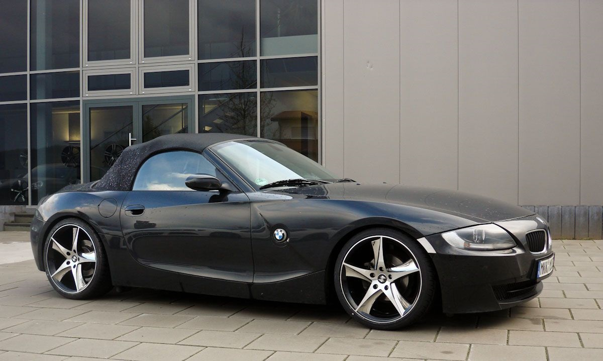 bmw z4 e85 z85 felgen mbdesign. Black Bedroom Furniture Sets. Home Design Ideas