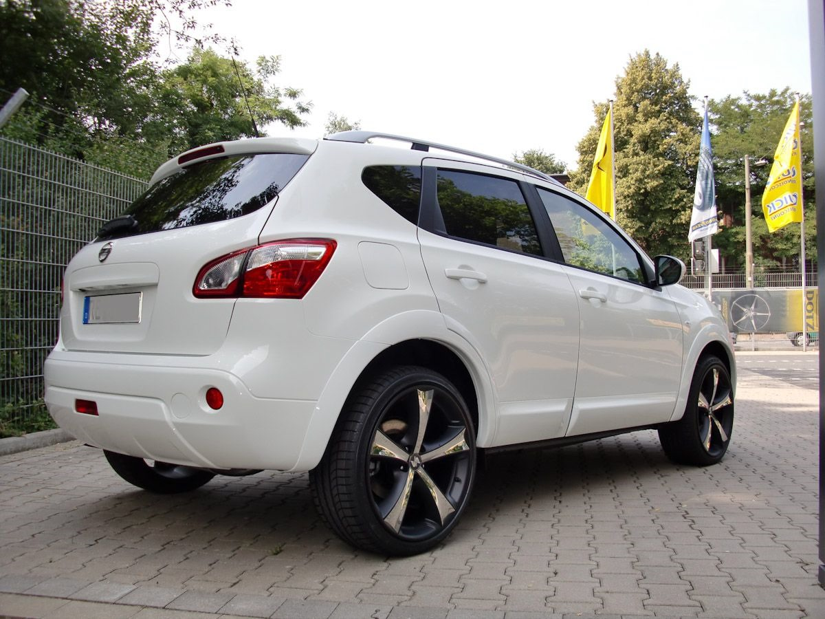 nissan qashqai wheels for cartype j10 mbdesign. Black Bedroom Furniture Sets. Home Design Ideas