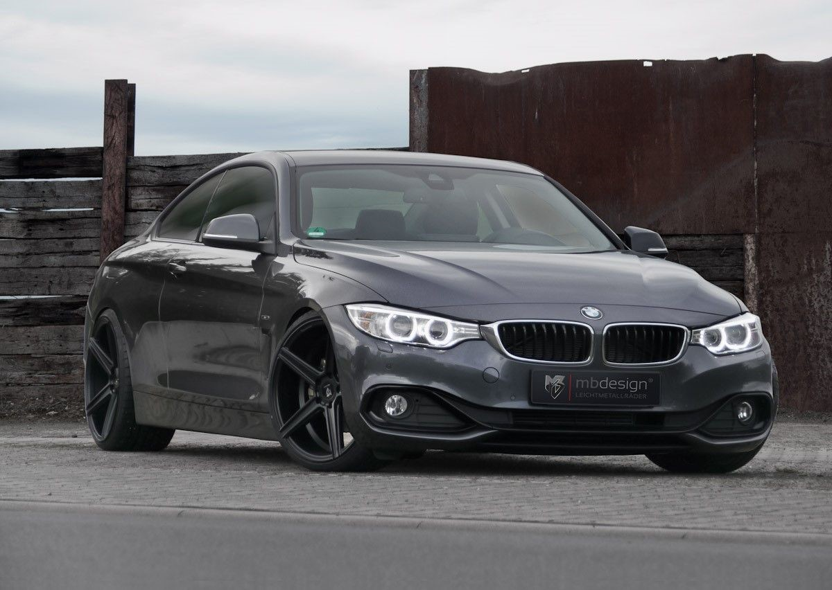 bmw 4er summerwheels 20 kv1 mattblack dc dunlop. Black Bedroom Furniture Sets. Home Design Ideas