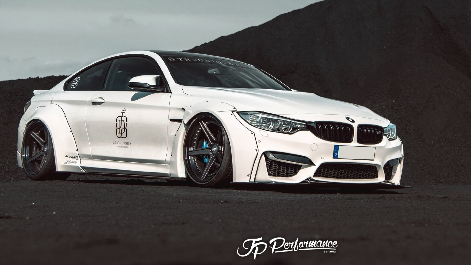bmw m4 felgen mbdesign kv1 3 liberty walk. Black Bedroom Furniture Sets. Home Design Ideas
