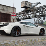 McLaren MP4-12C - mbDESIGN KV1 9x20 + 10,5x20 - Grau Matt (G1)