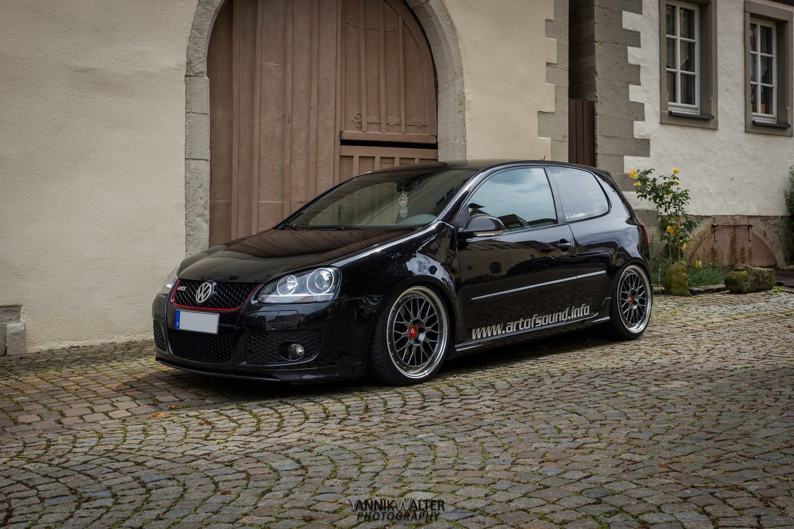 golf 6 gti r mit lv1 19 felgen von mbdesign. Black Bedroom Furniture Sets. Home Design Ideas